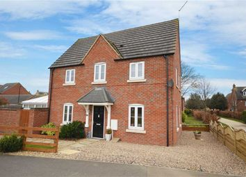 Thumbnail 3 bed property for sale in New Swan Close, Witham St Hughs, Lincoln