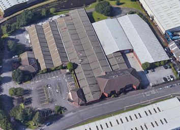 Thumbnail Industrial for sale in The Ld Centre (Site), Hutton Street, Blackburn