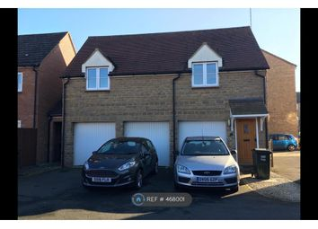 Thumbnail 2 bed flat to rent in Sir Henry Jake Close, Banbury