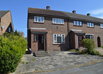 Thumbnail 3 bedroom semi-detached house for sale in Rothwell Road, Dagenham, Essex