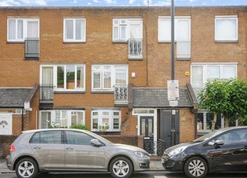 Thumbnail 3 bed town house to rent in Mackenzie Road, Islington