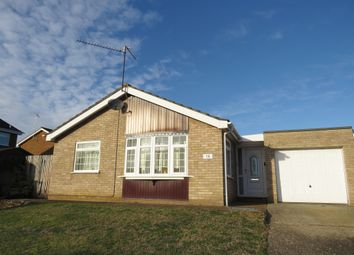 Thumbnail 4 bed detached bungalow for sale in Thetford Way, South Wootton, King's Lynn