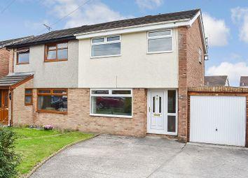 Thumbnail 3 bed semi-detached house for sale in Nant-Yr-Adar, Llangewydd Court, Bridgend.