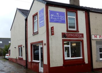 Thumbnail Commercial property for sale in 148 Main Street, Frizington, Cumbria