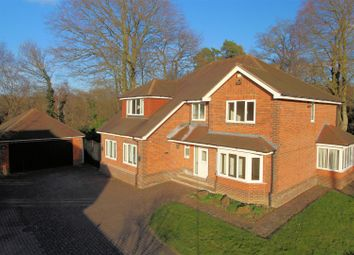 Thumbnail 5 bed detached house for sale in Pond Road, Hook Heath, Woking