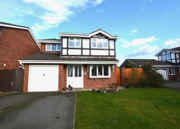 Thumbnail 4 bed detached house for sale in Inglewood Avenue, Middlewich
