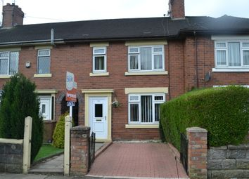 Thumbnail 3 bed town house for sale in Kings Road, Hanford, Stoke-On-Trent