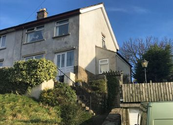 Thumbnail 3 bed semi-detached house for sale in Bank View, Oakworth, Keighley