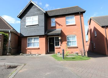 4 bed detached house for sale in Hepburn Close, Chafford Hundred, Grays RM16