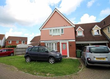 Thumbnail 3 bedroom link-detached house for sale in Blackthorn Close, Diss