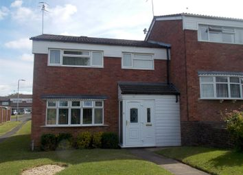 Thumbnail 3 bed end terrace house for sale in Crofters Hill, Droitwich