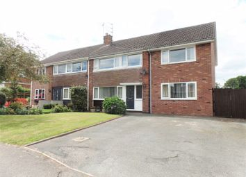Thumbnail 5 bed semi-detached house for sale in Limekiln Lane, Lilleshall, Newport