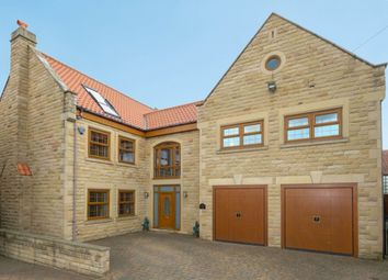 Thumbnail 5 bedroom detached house for sale in Hathaway Court, Wales, Sheffield