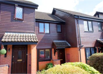 Thumbnail 2 bed terraced house to rent in Deans Court, Windlesham