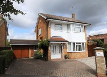 Thumbnail 3 bedroom detached house for sale in Cricklade Road, Swindon
