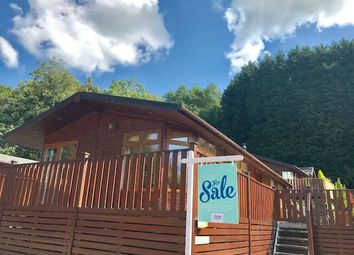 Thumbnail 2 bedroom mobile/park home for sale in Lodge, Limefitt Holiday Park, Windermere