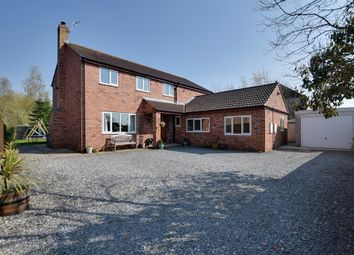 4 bed detached house for sale in Barmby Road, Asselby, Goole, North Humberside DN14