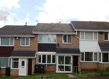 Thumbnail 3 bed terraced house to rent in Hollow Croft, Northfield, Birmingham