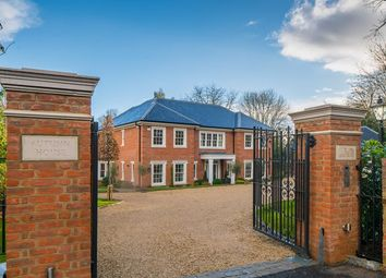 Thumbnail 5 bed detached house for sale in Rectory Road, Taplow Village