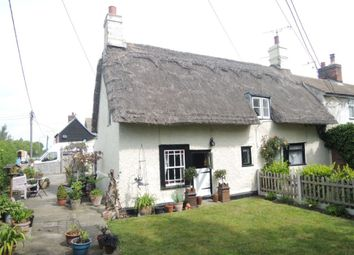 Thumbnail 1 bed cottage for sale in The Street, Little Clacton, Clacton-On-Sea