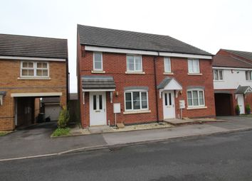 Thumbnail 4 bedroom detached house to rent in Northgate Close, Dudley