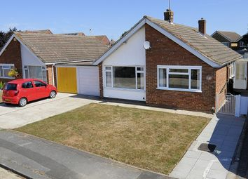 Thumbnail 2 bed detached bungalow for sale in Hillbrow Avenue, Herne, Herne Bay, Kent