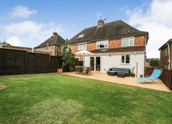 Thumbnail 4 bed semi-detached house for sale in Fletcher Avenue, Dronfield, Derbyshire