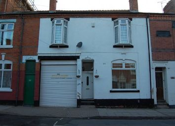 Thumbnail 5 bed terraced house for sale in Asfordby Street, Leicester