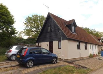 Thumbnail 1 bedroom semi-detached house to rent in Aylward Close, Hadleigh