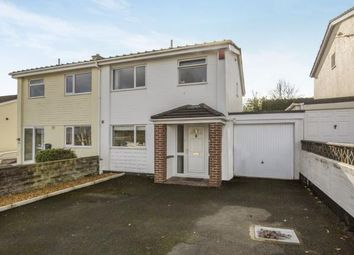 Thumbnail 3 bed semi-detached house for sale in St. Austell, Cornwall, St. Austell