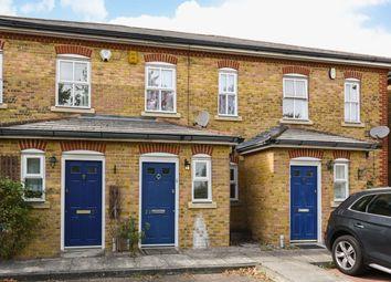 Thumbnail 2 bed terraced house for sale in Lullingstone Lane, London