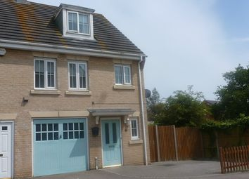 Thumbnail 3 bedroom semi-detached house to rent in George Close, Oulton Broad, Lowestoft