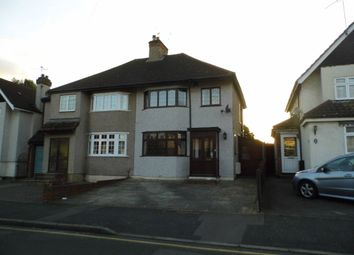 Thumbnail 2 bed semi-detached house to rent in Arundel Road, Harold Wood