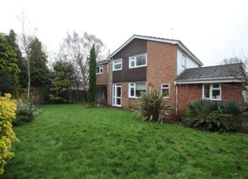 Thumbnail 5 bedroom detached house to rent in Langley Way, Hemingford Grey, Huntingdon