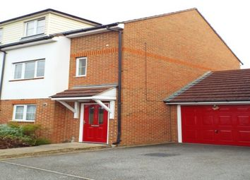 Thumbnail 4 bed semi-detached house to rent in Castlemaine Avenue, Gillingham
