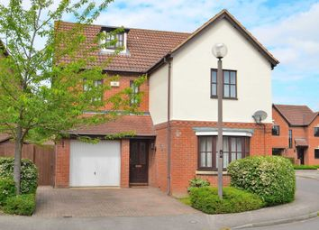 Thumbnail 5 bed detached house for sale in Clare Croft, Middleton, Milton Keynes