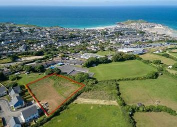 Thumbnail Commercial property for sale in Residential Development Land, Trenwith Lane, St Ives, Cornwall