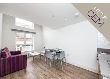 Thumbnail 1 bed flat to rent in Regents Plaza, Kilburn High Road, London