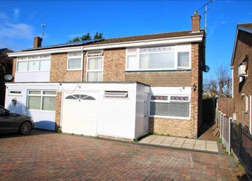 Thumbnail 4 bed semi-detached house for sale in Redwood Close, Colchester