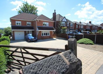 Thumbnail 4 bed detached house for sale in Pontefract Road, Cudworth, Barnsley, South Yorkshire