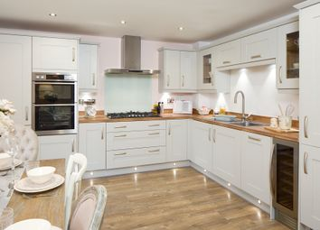 "Thumbnail 5 bed detached house for sale in ""Reigate"" at Summerleaze Crescent, Taunton"
