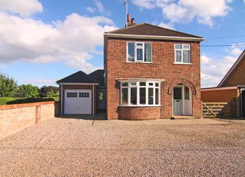 Thumbnail 4 bed detached house for sale in Suttons Lane, Deeping Gate, Peterborough