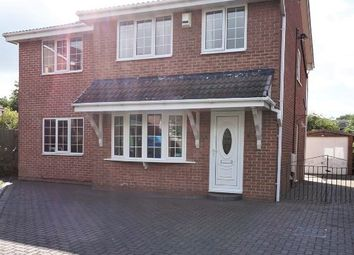 Thumbnail 4 bed detached house for sale in Appley Close, Eaglescliffe