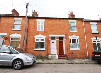 Thumbnail 4 bed terraced house to rent in Moore Street, Northampton