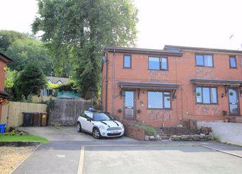 2 bed semi-detached house for sale in Ffordd Aelwyd, Carmel, Flintshire CH8