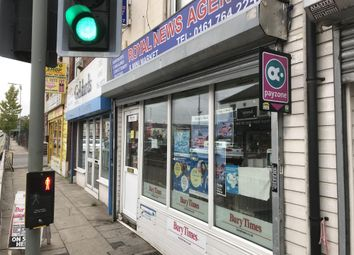 Thumbnail Retail premises for sale in Bury Old Road, Walmersley, Bury