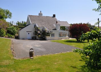 Thumbnail 4 bed detached house for sale in Weare Giffard, Bideford