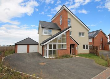 Thumbnail 5 bedroom detached house for sale in Poplar Crescent, Sowerby, Thirsk