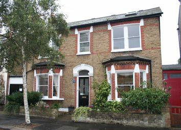 Thumbnail 5 bed property to rent in Royal Road, Teddington
