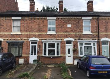 Thumbnail 2 bed terraced house for sale in Cleveland Street, Shrewsbury